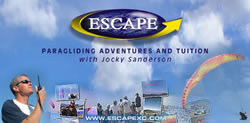 Escape Paragliding Adventures